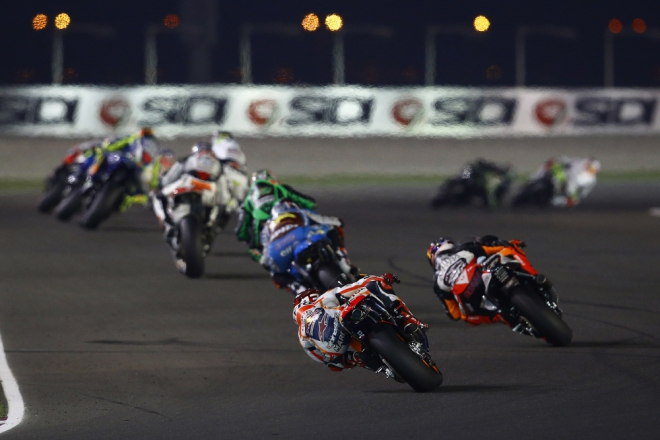 V Kataru je z�v�re�n� IRTA test MotoGP