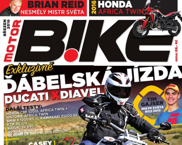 Motorbike 3/2016