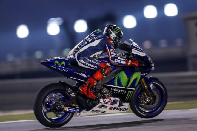 Test MotoGP – Úvod patøil Lorenzovi