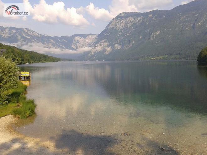 4 státy, 12 dnù - Alpy, prùsmyky, jezera a moøe