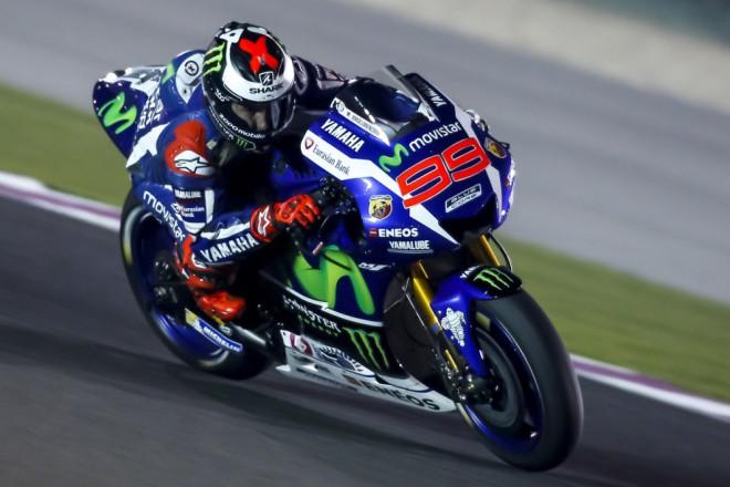Tovární Yamaha je rychlá také v Kataru