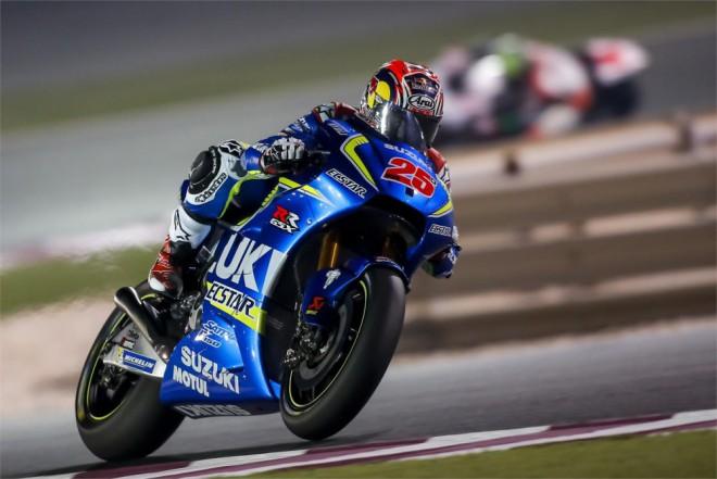Test MotoGP � Na vrchol tabulky �as� dos�hl Vi�ales