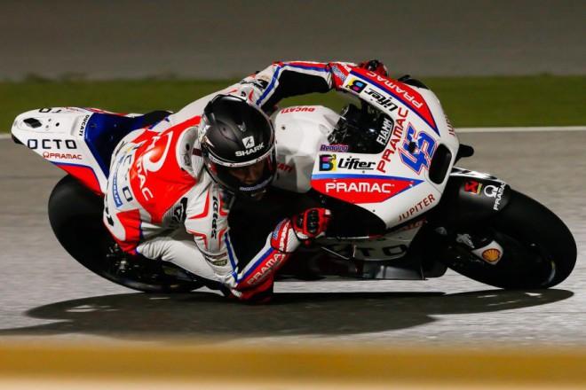 Test MotoGP – závìreèný den v Kataru