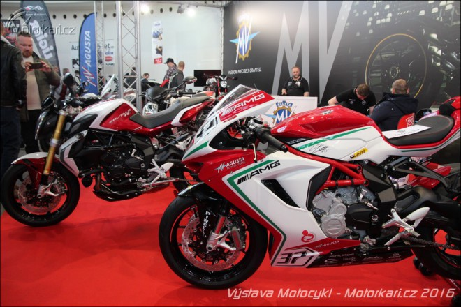 Výstava Motocykl a Bohemian Custom Bike v Praze