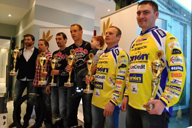 Mist�i �esk� republiky v motoskij�ringu pro rok 2016