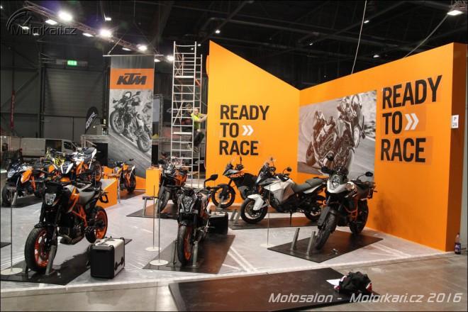 Výstava Motosalon: v Brnì už je živo