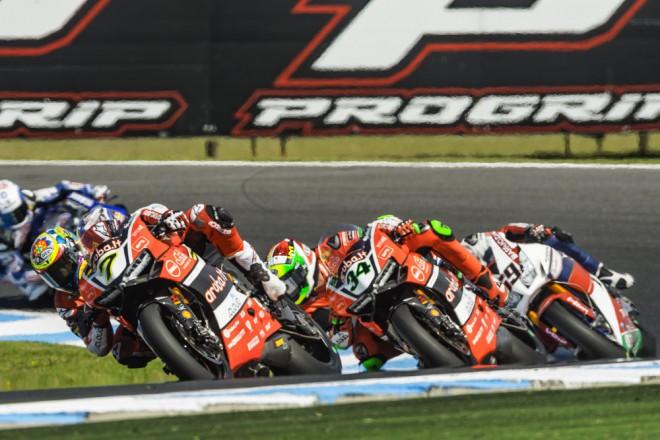 Ducati pojede v Thajsku poprvé v kompletní sestavì