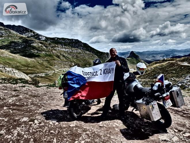 Cesta balkánem 2015