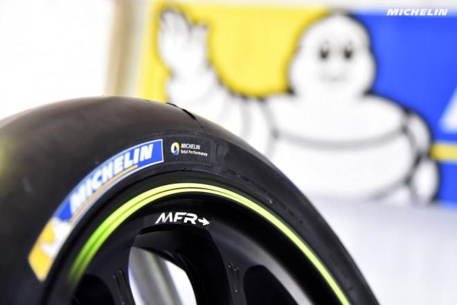 Michelin pokraèuje v barevném znaèení pneumatik