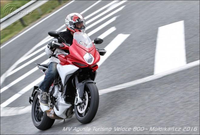 MV Agusta Turismo Veloce: zábava na cestách