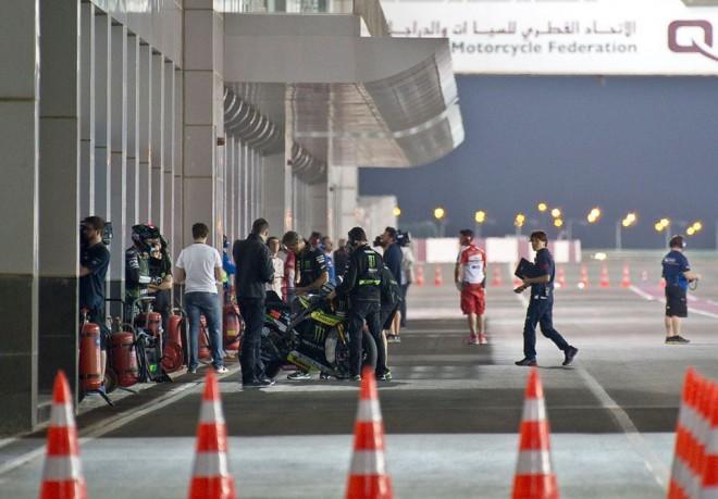 GP Kataru – Úvodní tréninky v Losail