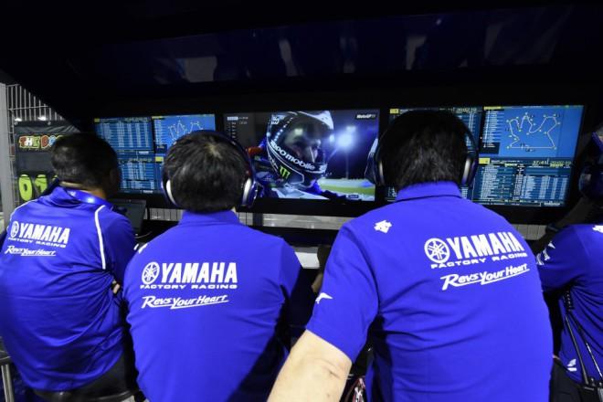 Tovární Yamahy zahájily sezonu výrazným zpùsobem