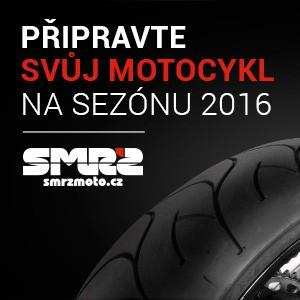 AKCE: Jarní servis motocyklù u SMRŽ MOTO