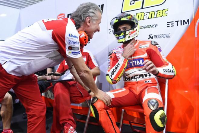 Ducati je v Kataru prozatím nejrychlejší