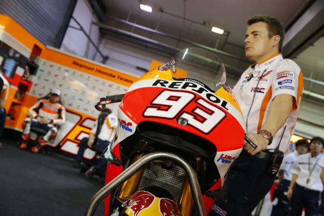 Márquez jen tìsnì minul pole position