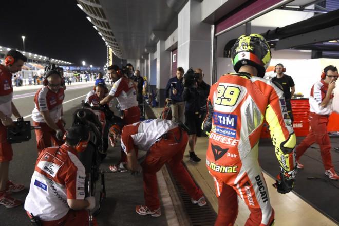 Iannone byl blízko pole position, nakonec startuje ètvrtý