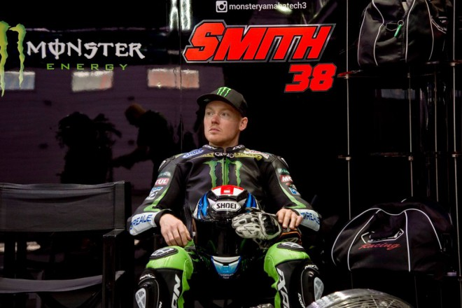 Smith podepsal dva roky s KTM MotoGP