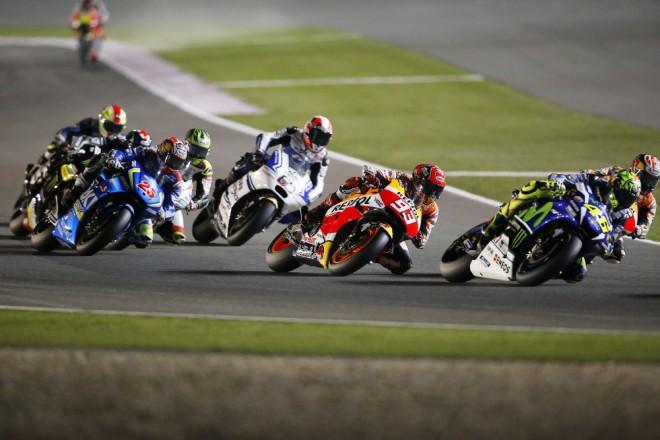 Pro sezonu 2017 je c�lem 24 motorek t��dy MotoGP