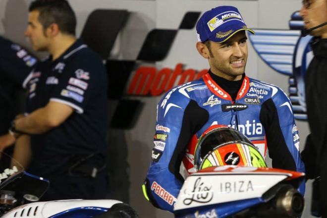 V Kataru byl Barbera druhý nejlepší jezdec Ducati