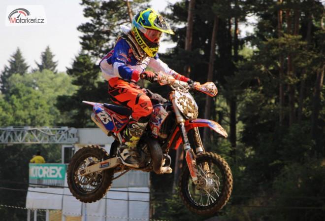 V sobotu startuje juniorský šampionát v motokrosu