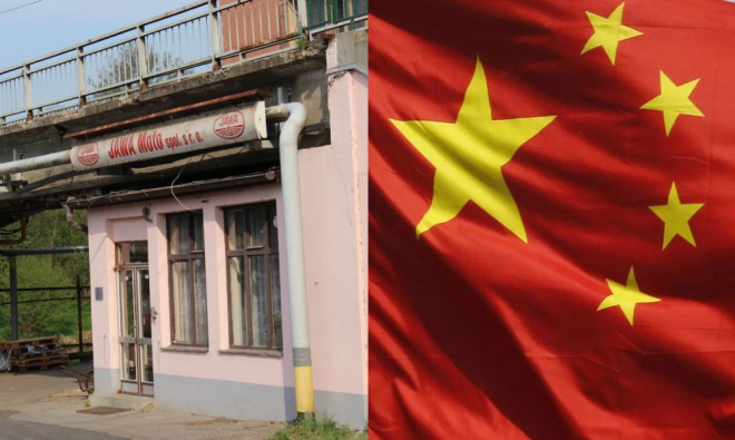 Èína investuje do továrny JAWA