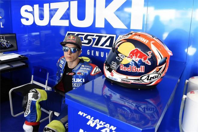 U Suzuki je zatím znovu nejrychlejší Viñales