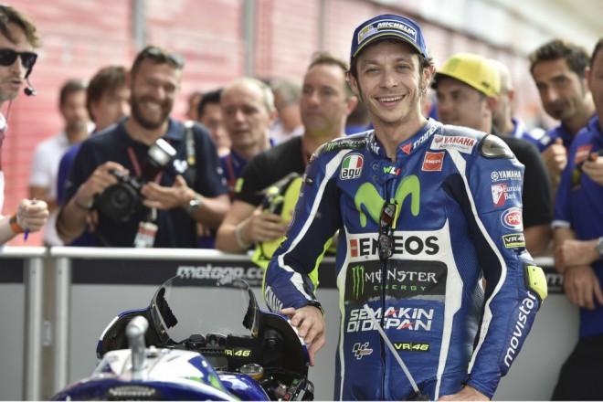 Rossi letos startuje poprvé z první øady