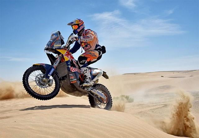 Price nejrychlej�� na �vod Abu Dhabi Desert Challenge