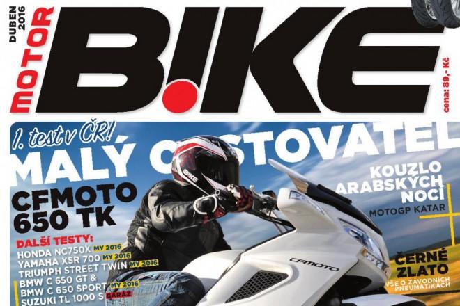 Motorbike 4/2016