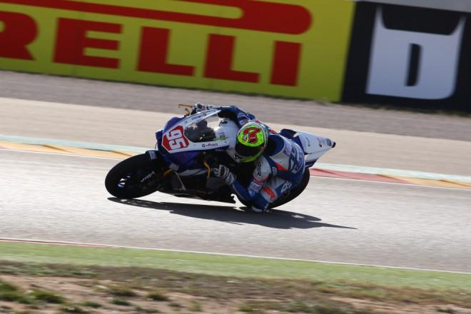 Èeský tým DRT Racing po závodu STK1000 v Aragonii