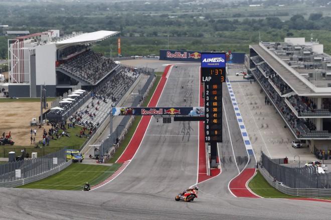 Tøetí GP sezony – Velká cena Texasu