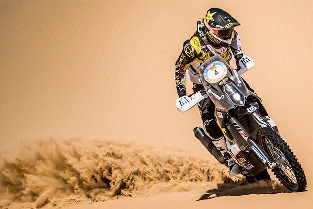 Abu Dhabi: Pøed poslední etapou vede Quintanilla