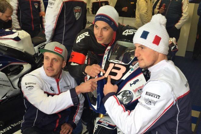 Pole position pro tým Lukáše Peška Penz13.com