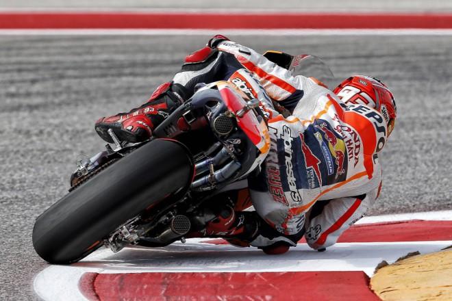 GP Texasu � V p�tek zajeli nejrychleji M�rquez, Quartararo a Rins