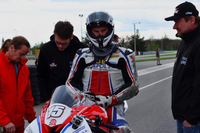 Tým Kimura Racing po víkendové Jarní cenì Brna
