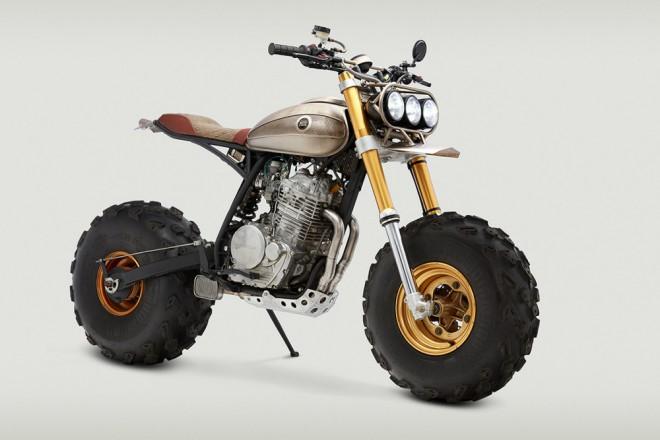 Classified Moto BW650 je tak divn�, a� je hezk�