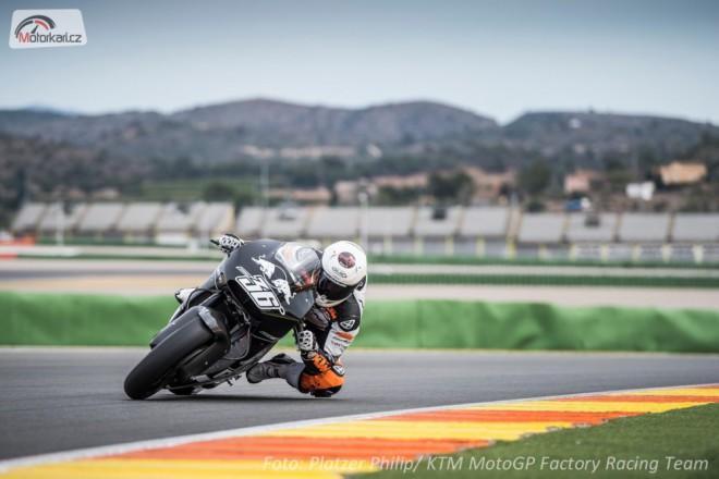 Pøíští týden testuje KTM MotoGP v Brnì, mùžete být pøi tom
