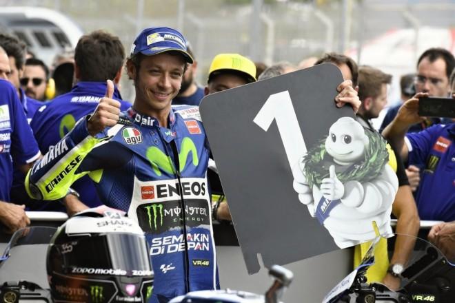 GP Španìlska – V Jerezu slaví pole position Ital Rossi