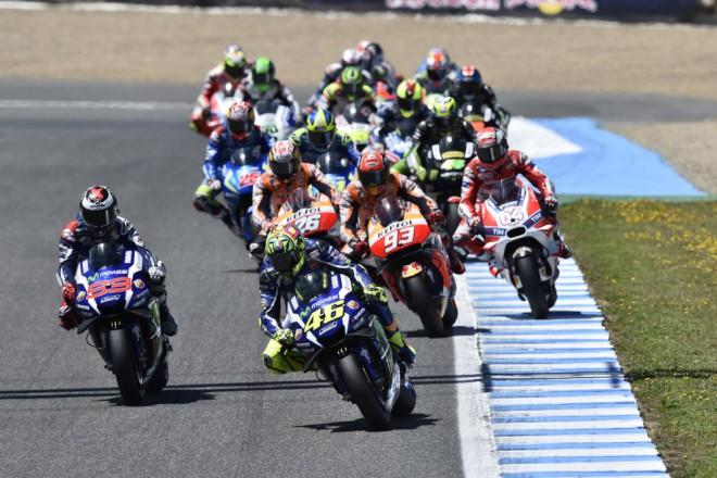 V pondìlí mají týmy MotoGP celý den na testování