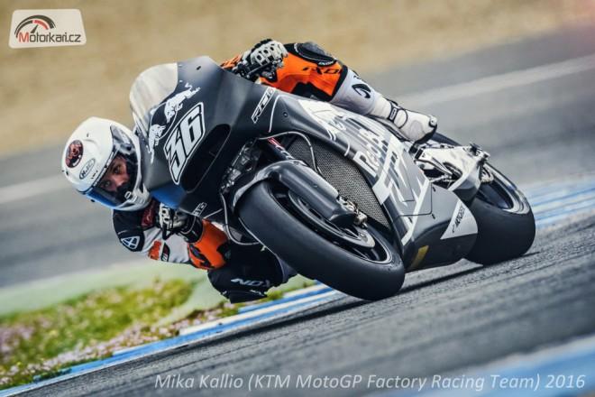 Test KTM MotoGP v Brnì nebude pro veøejnost dostupný
