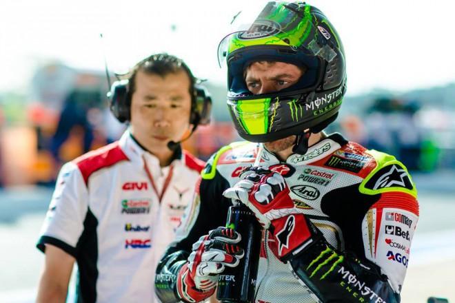 Crutchlow získal v Jerezu své letos první mistrovské body