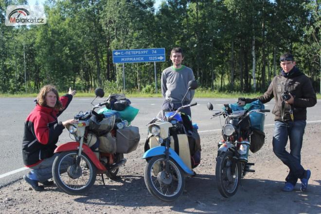 Expedice Nordkinn 2015