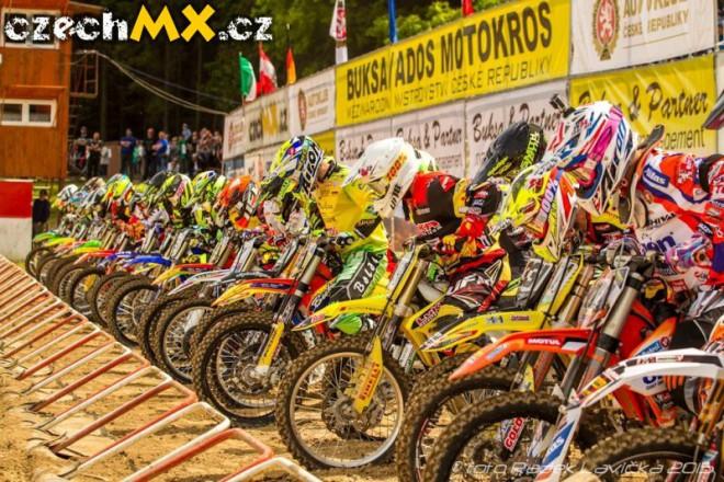 O víkendu startuje v Pacovì sezona Buksa/Ados motokros 2016