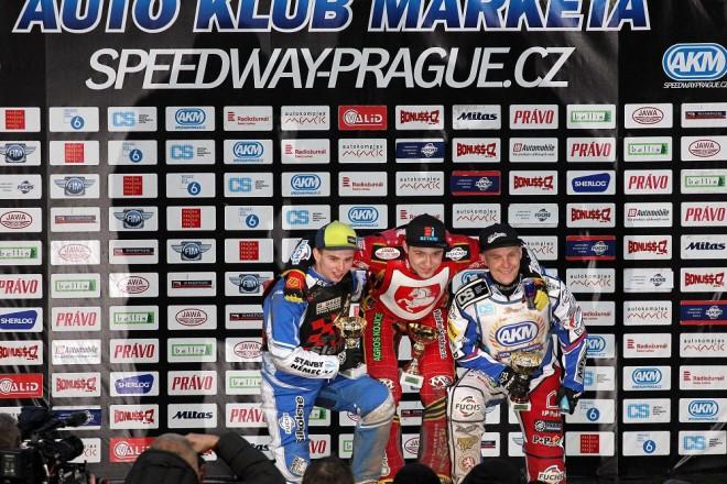 Úvodní dva závody sezony vyhrál Václav Milík