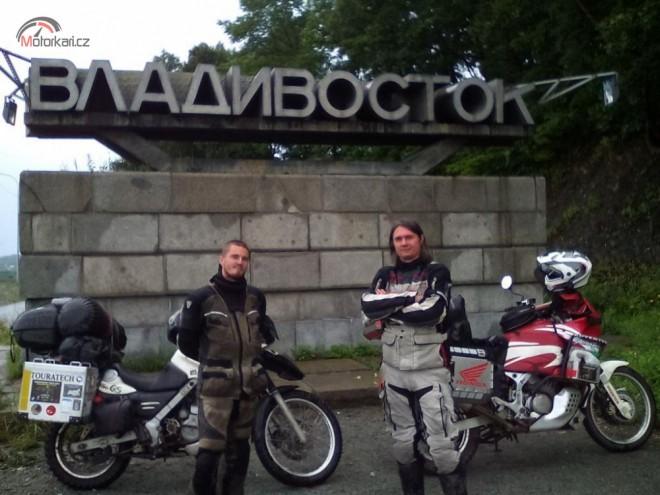 Vladivostok tour 2015, alebo h¾adanie stratenej nevesty