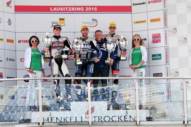 Šampionát IDM vede Gines s Neukirchnerem, Halbich je pátý