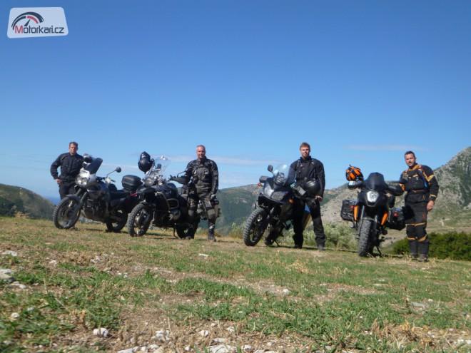 Albania endurotrip 2015 MBPV ValMez