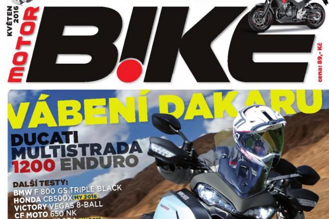 Motorbike 5/2016