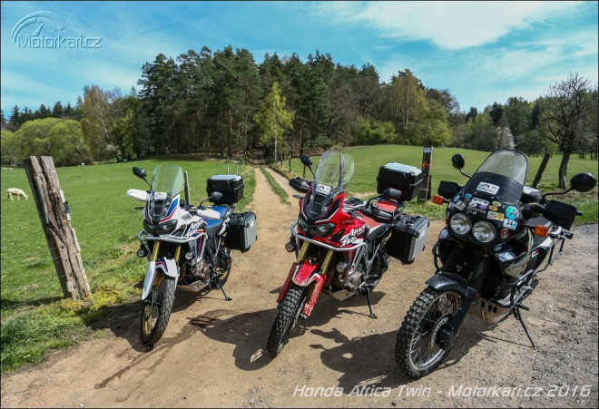 Honda CRF1000L Africa Twin: test extra special