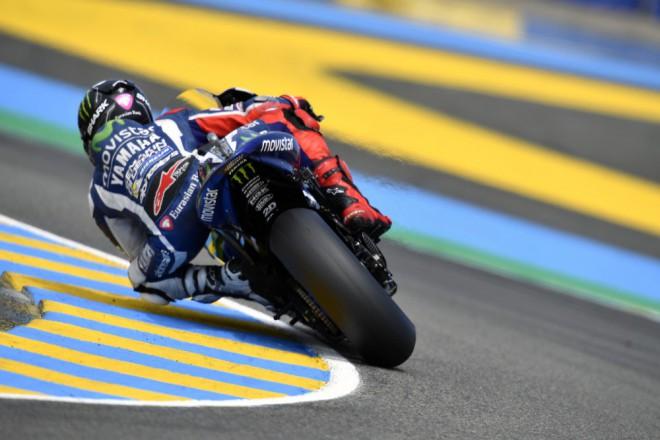 GP Francie – Pole position získal v novém rekordu Lorenzo